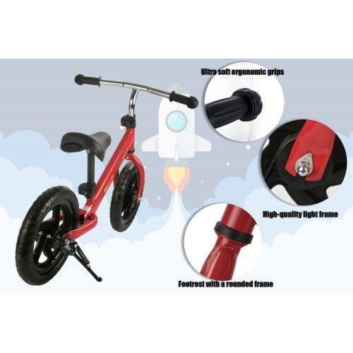 Pedalloses Laufrad für 2...