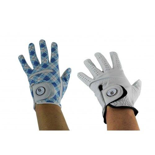Golfhandschuhpackung aus Leder für Damen - links Airel - 1