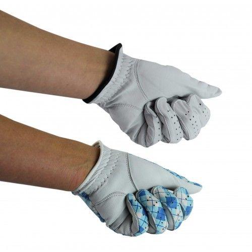 Golfhandschuhpackung aus Leder für Damen - links Airel - 2