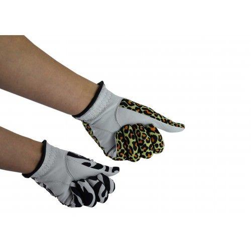 Golfhandschuhpackung aus Leder für herren - links Airel - 2