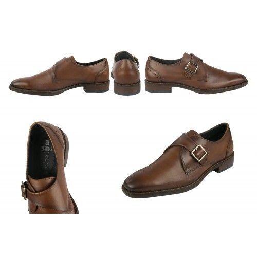 Elegante Leder Schuhe für alle Gelegenheiten Zerimar - 2