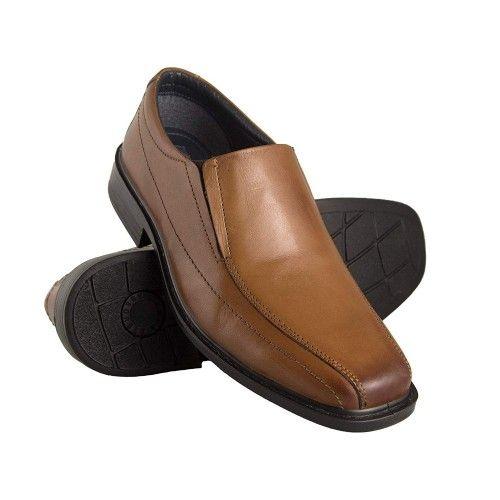 Klassische elegante Leder Schuhe Zerimar - 5
