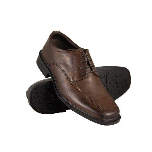 Klassische elegante Lederschuhe für Männer Zerimar - 1