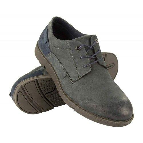 Leder Freizeit Schuhe komfortabel Zerimar - 1