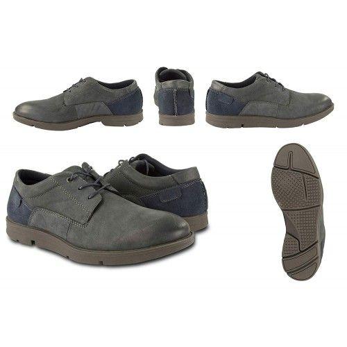 Leder Freizeit Schuhe komfortabel Zerimar - 2