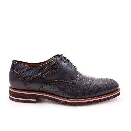 Männer Schuhe lässigen Stil Marineblau Zerimar - 2