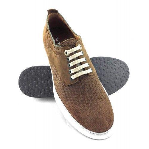 Schuhe für Männer lässigen Stil Marineblau Zerimar - 1