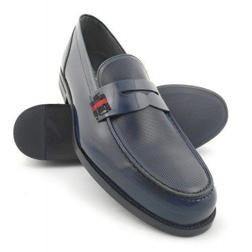 Navy Schuhe für Männer Zerimar - 1