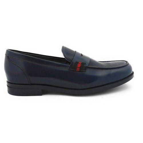 Navy Schuhe für Männer Zerimar - 2