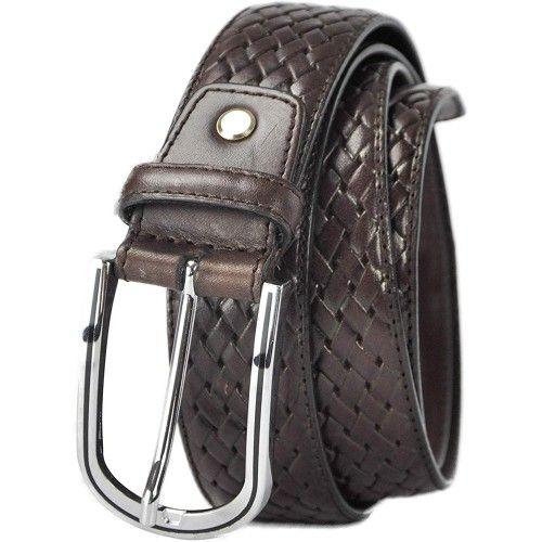 Ledergürtel aus echtem Leder Herren Gürtel aus weiches leder 4 cm-1 Zerimar - 1