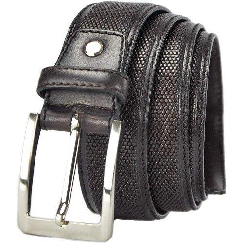 Ledergürtel aus echtem Leder Herren Gürtel aus weiches leder  4 cm.-2 Zerimar - 1