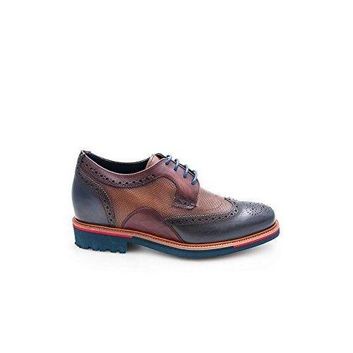 Dunkelblaue 7 cm Schuhe für...