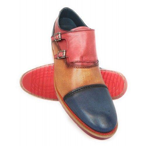 Boost-Schuhe für Männer mit Doppelschnalle made in Spain Zerimar - 1