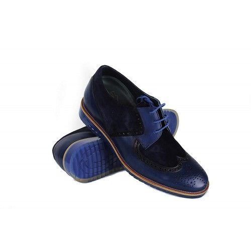Boost-Schuhe für Männer aus Spanien, die 7 cm zunehmen Zerimar - 1