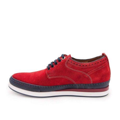 Schuhe mit 7 cm Riser für Männer made in Spain Zerimar - 2