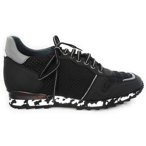 Schuhe mit Herren-Leibhöhe, die ihre Größe steigern. Hergestellt in Spanien Zerimar - 2