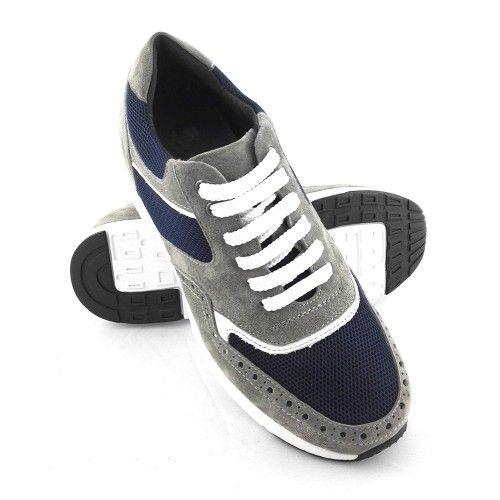 Schuhe mit 6 cm Riser für...