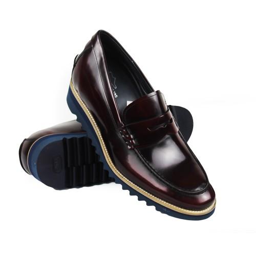 Schuhe mit Leibhöhe für...