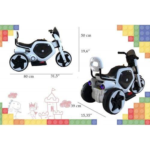 Elektrisches Motorrad mit...