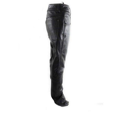 Lederhose für Damen mit fünf Taschen Kenrod - 2