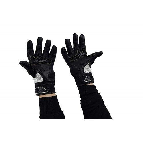 Motorrad handschuhe aus...