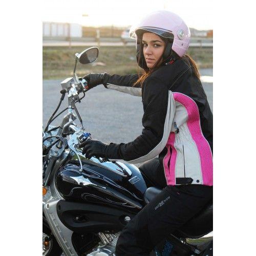 Biker Sanity Jacke mit...