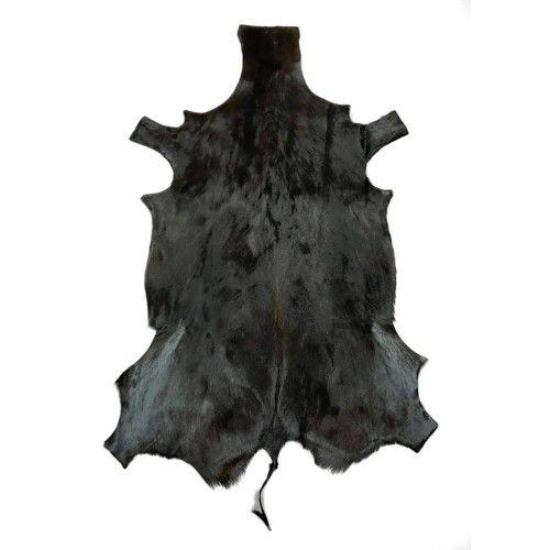Naturgazelle-Lederteppich Springbock mit den Maßen 105x70 cm Zerimar - 1