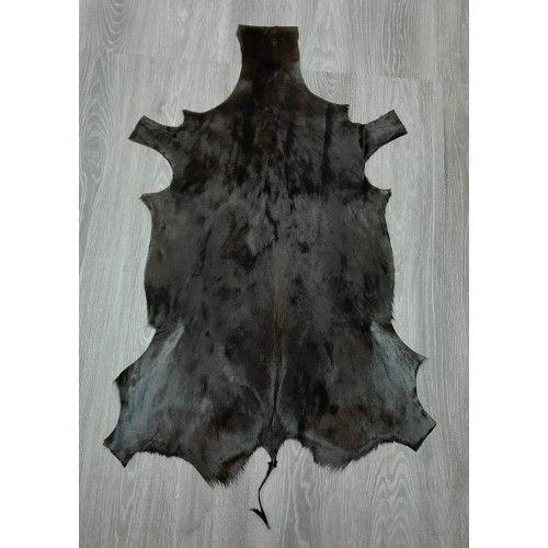 Naturgazelle-Lederteppich Springbock mit den Maßen 105x70 cm Zerimar - 2