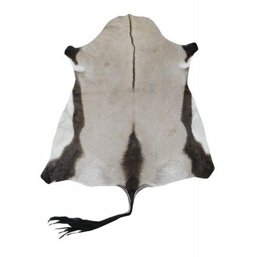 Natürlicher afrikanischer Oryx-Teppich misst 165x130 cm Zerimar - 1