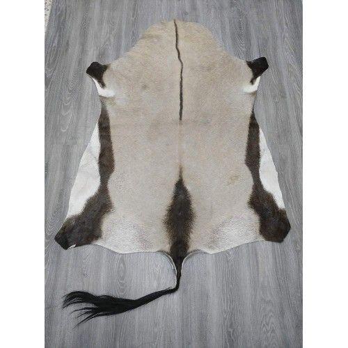 Natürlicher afrikanischer Oryx-Teppich misst 165x130 cm Zerimar - 2