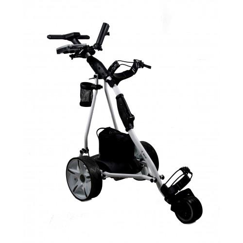 Zusammenklappbarer elektrischer Golfwagen mit 3 Rädern - Gel-Batterie Airel - 1