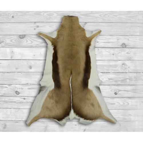 Gazelle Naturleder Teppich 95x65 cm Zerimar - 2
