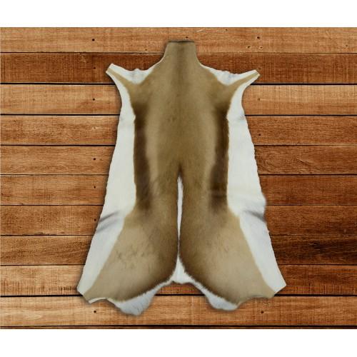 Gazelle Naturleder Teppich 90x70 cm Zerimar - 1