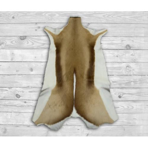 Gazelle Naturleder Teppich 90x70 cm Zerimar - 2