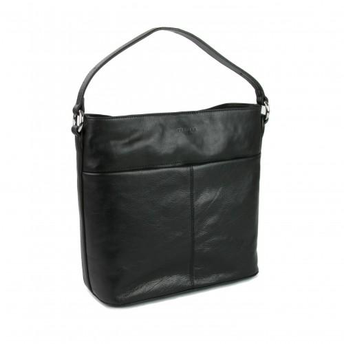 Handtasche aus Naturleder
