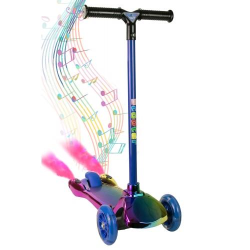 3-Rad-Roller mit Musik und...