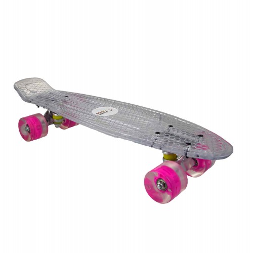 Skateboard mit rutschfestem...