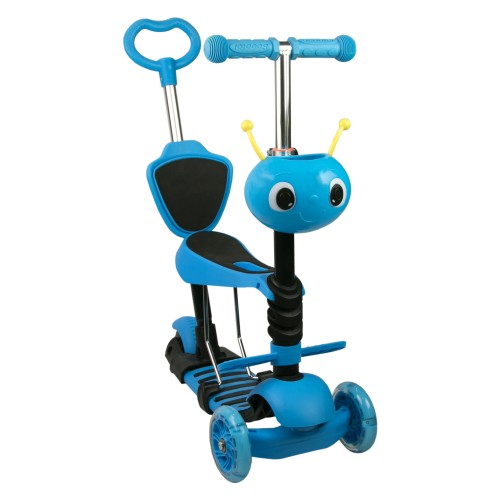 Roller und 3-Rad-Laufrad - 5 in 1 Airel - 3
