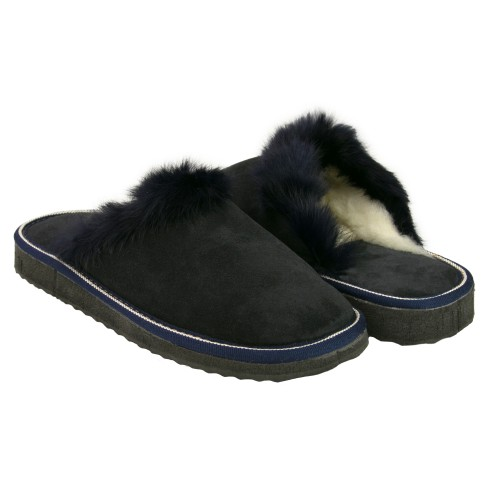 Double Face Leder Winterschuhe