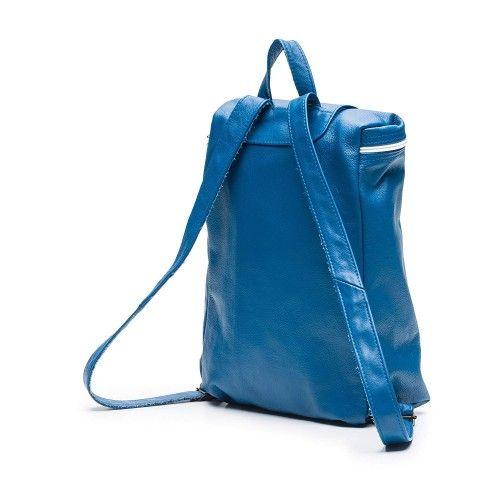 Lässiger Rucksack aus Naturleder Zerimar - 2