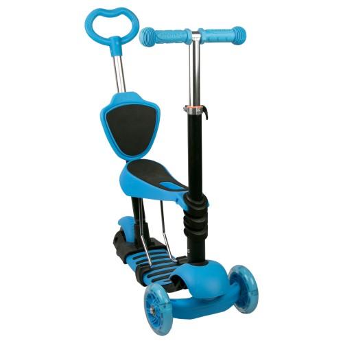 Roller und 3-Rad-Laufrad - 5 in 1 Airel - 4