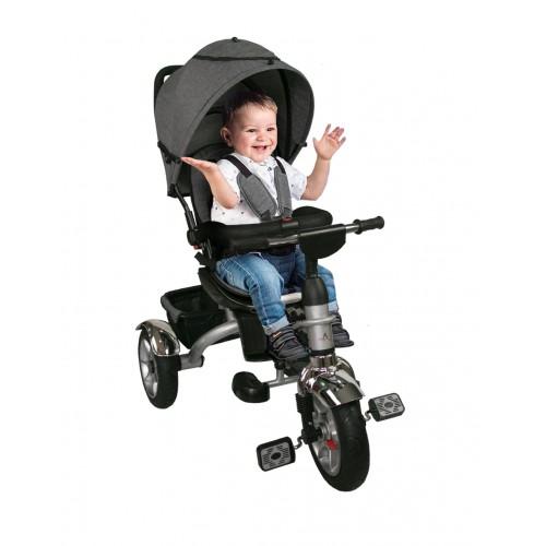 Kinderwagen mit 3 Rädern...