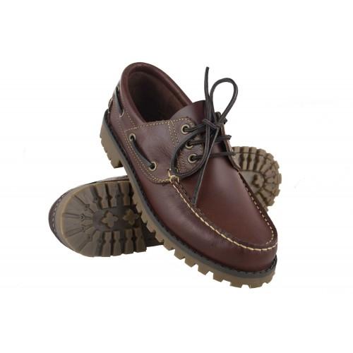 Winter Leder Bootsschuhe...